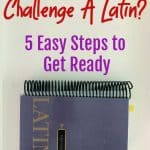 5 Easy Ways to Prepare for Challenge A Latin